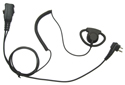 ENDURA 1 WIRE AUDIO KIT - D RING, PTT, MT1 FOR MOTOROLA CP200