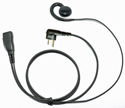 ENDURA 1 WIRE AUDIO KIT - G RING, PTT, MT1 FOR MOTOROLA CP200