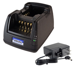 ENDURA DUAL UNIT SMART CHARGER FOR MOTOROLA APX6000