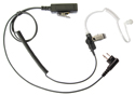 ENDURA 1 WIRE SURVEILLANCE KIT - AT DISCONNECT, PTT, HY1 FOR HYTERA TC-508