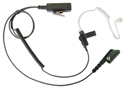 ENDURA 1 WIRE SURVEILLANCE KIT - AT DISCONNECT, PTT, IC9 FOR ICOM IC-F3400