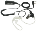 ENDURA 1 WIRE SURVEILLANCE KIT - AT DISCONNECT, PTT FOR KENWOOD TK2170