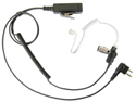 ENDURA 1 WIRE SURVEILLANCE KIT - AT DISCONNECT, PTT FOR MOTOROLA CP200