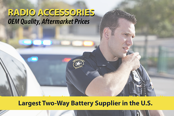 headsets for two way radios