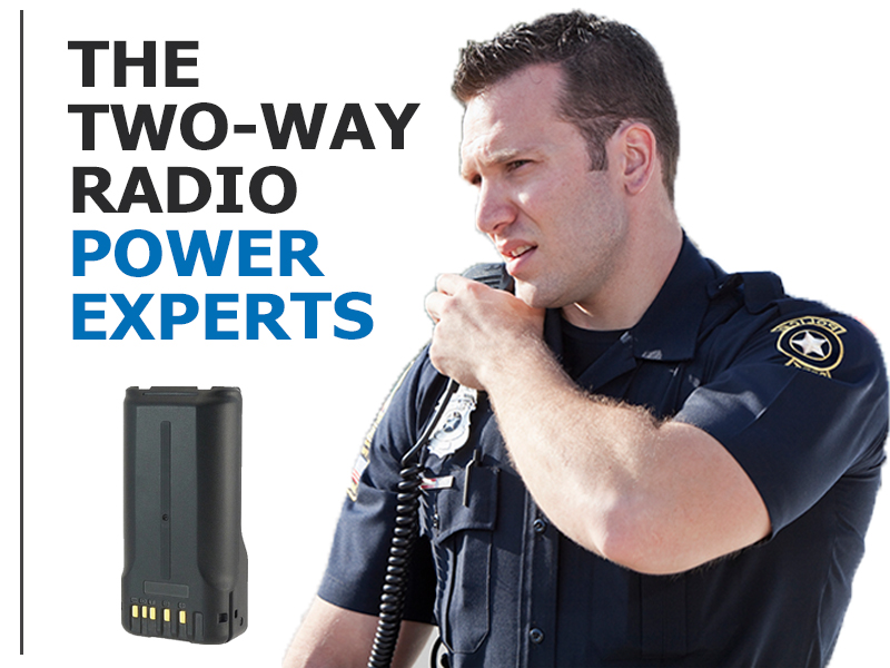 Kenwood Nexedge Series Two Way Radio Accessories