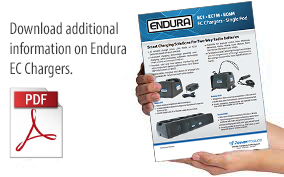 Download more information on Endura EC Chargers